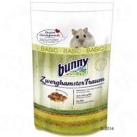 Bunny Traum Basic -kääpiöhamsterinruoka - 2 x 600 g