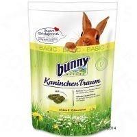 Bunny Traum Basic -kaninruoka - 2 x 4 kg