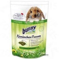 Bunny Traum Herbs -kaninruoka - 2 x 4 kg