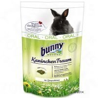 Bunny Traum Oral -kaninruoka - 2 x 4 kg
