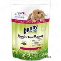 Bunny Traum Young -kaninruoka - 2 x 1
