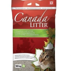 Canada Litter Canada Cat Litter Baby Powder 18 Kg