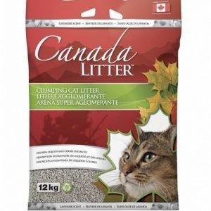 Canada Litter Lavendel 12 Kg