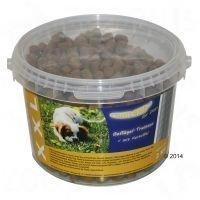 Caniland Soft -siipikarjaherkut XXL-ämpärissä - 2 kg