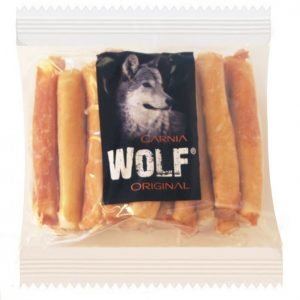 Carnia Wolf Chicken Chewpack 12