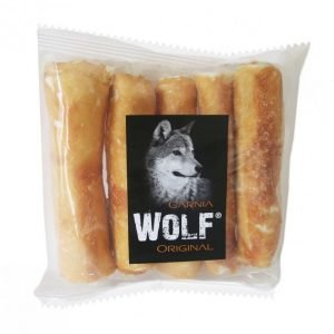 Carnia Wolf Chicken Chewpack 18cm 5p