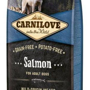 Carnilove Dog Adult Lax 12kg