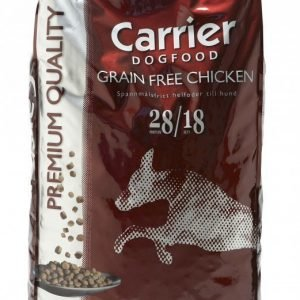 Carrier Grain Free Chicken 12 Kg