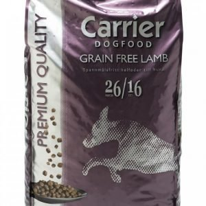 Carrier Grain Free Lamb 12 Kg