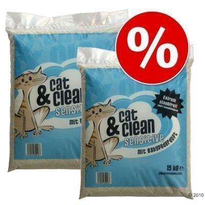 Cat & Clean -säästöpakkaus