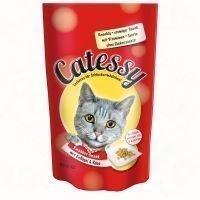 Catessy Snacks 65 g - siipikarja & juusto