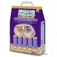 Cat's Best Nature Gold -puupelletti - säästöpakkaus: 2 x 20 l