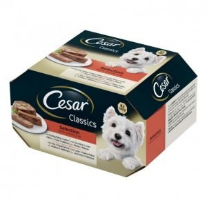 Cesar Classics 8x150g Selection Rasia