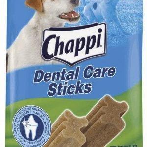 Chappi Dental Care Sticks Small 110 G Purupala