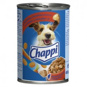 Chappi Koiranruoka 400g Liha