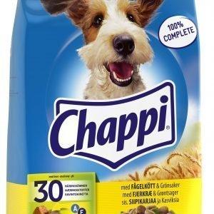 Chappi Siipikarjaa & Kasviksia Koiran Täysravinto