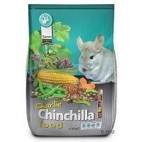 Charlie Chinchilla -chinchillanruoka - 2
