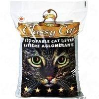 Classy Cat -kissanhiekka - säästöpakkaus 2 x 15 kg