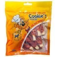 Cookie's Delikatess Fish Variations - seiti- & kanafile-etanat