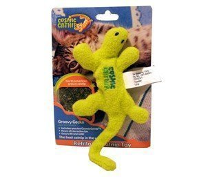 Cosmic Catnip Groovy Gecko