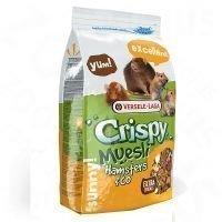 Crispy Müsli Hamsters & Co - 2 x 2