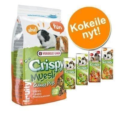 Crispy Müsli -marsunruoka + Sticks erikoishintaan! - 2