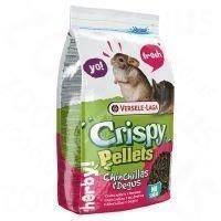 Crispy Pellets Chinchillas & Degus - 2 x 1 kg