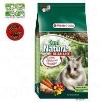 Cuni Nature Re-Balance -kaninruoka - säästöpakkaus: 2 x 10 kg