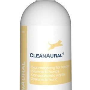 Dechra Cleanaural Dog Korvanpuhdistaja 100 Ml