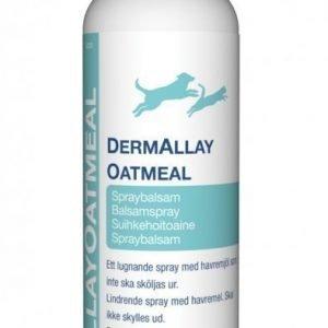 Dechra Dermallay Oatmeal Hoitosuihke 230 Ml