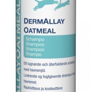 Dechra Dermallay Oatmeal Shampoo 230 Ml