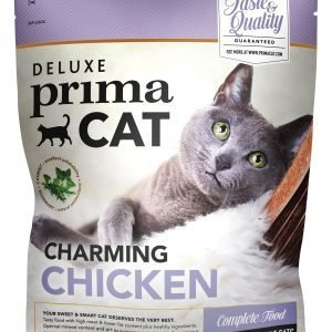Deluxe Primacat Chicken Sterilized 400 G Täysravinto