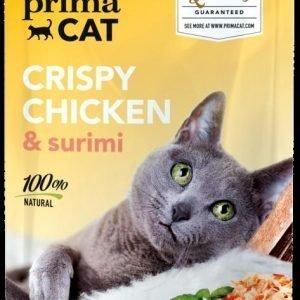 Deluxe Primacat Crispy Chicken & Surimi 50g Annospussi