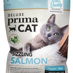 Deluxe Primacat Salmon Adult 400 G Täysravinto