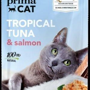 Deluxe Primacat Tropical Tuna & Salmon 50 G Annospussi