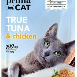 Deluxe Primacat True Tuna & Chicken 50 G Annospussi