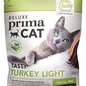 Deluxe Primacat Turkey Light 400 G Täysravinto