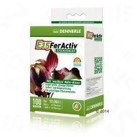Dennerle E15 FerActiv -rautalannoite - 100 tablettia 10000:lle litralle vettä