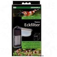 Dennerle Nano -kulmasuodatin - 10-40 -litraisille akvaarioille