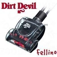 Dirt Devil Fellino-miniturboharja eläintenkarvalle - harja