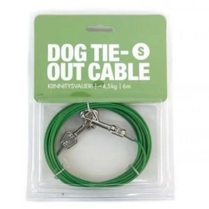 Dog Tie Out Cable Kiinnitysvaijeri