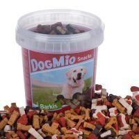 DogMio Barkis (puolikostea) - 3 x 500 g säilytysrasiassa