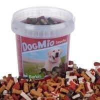 DogMio Barkis (puolikostea) - uudelleentäyttöpussi 3 x 450 g