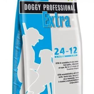 Doggy Professional Extra (sininen) 18 Kg