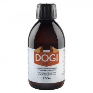 Dogi Oil 250 Ml Ravintoöljy Koirille