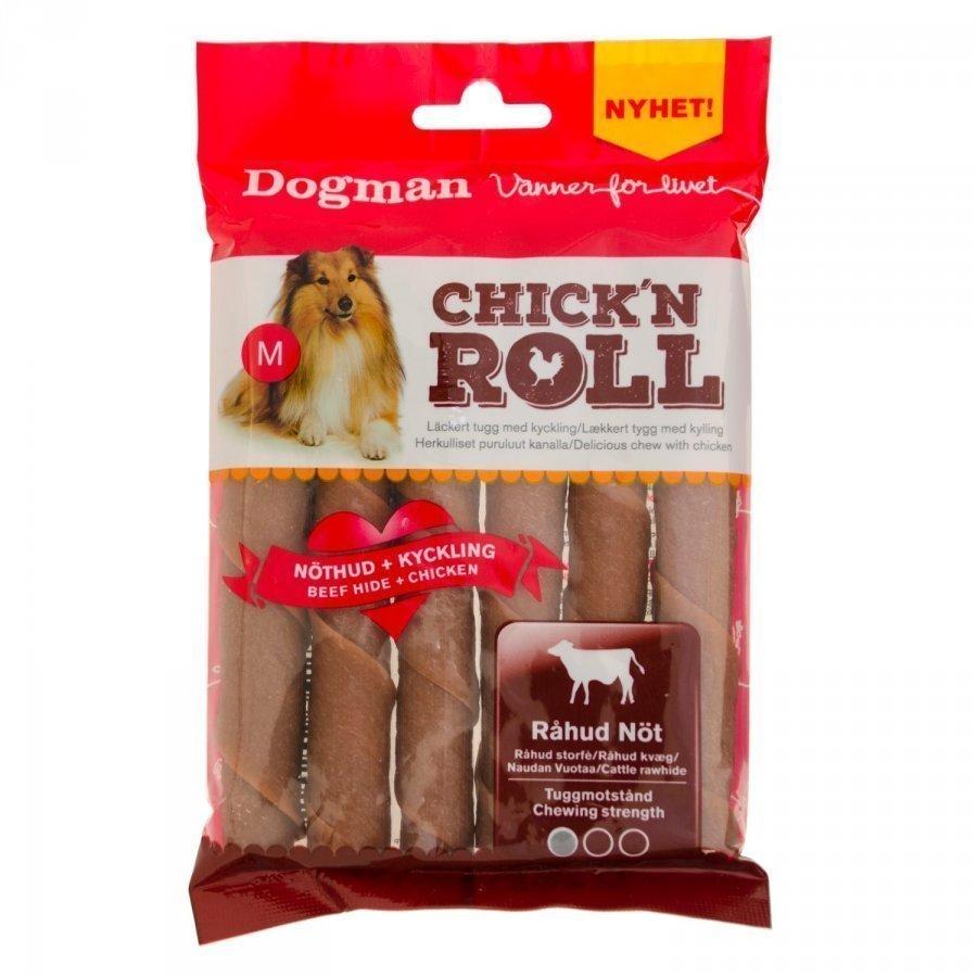 Dogman Chick'n Roll M 75g