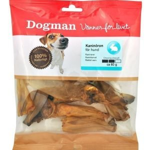 Dogman Kaninkorvat 60 G
