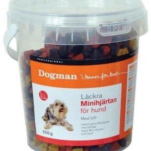 Dogman Minisydän Sangossa 500 G