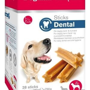 Dogman Sticks Dental M / L 28 Kpl / Pakkaus