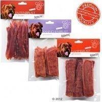 Dokas Chew Snack (puolikostea) - säästöpakkaus: kani 3 x 70 g